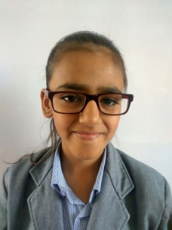 RGS Student - RASHI  YADAV